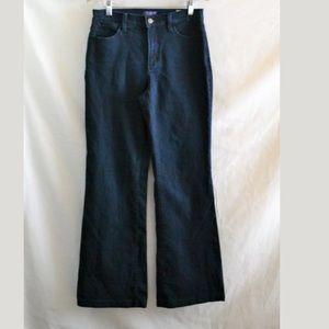 NYDJ Lift Tuck Dark Wash Bootcut Jeans Size 4 x 30